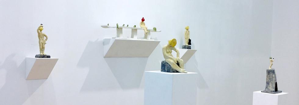 Ausstellungsansicht freshly baked loft 8