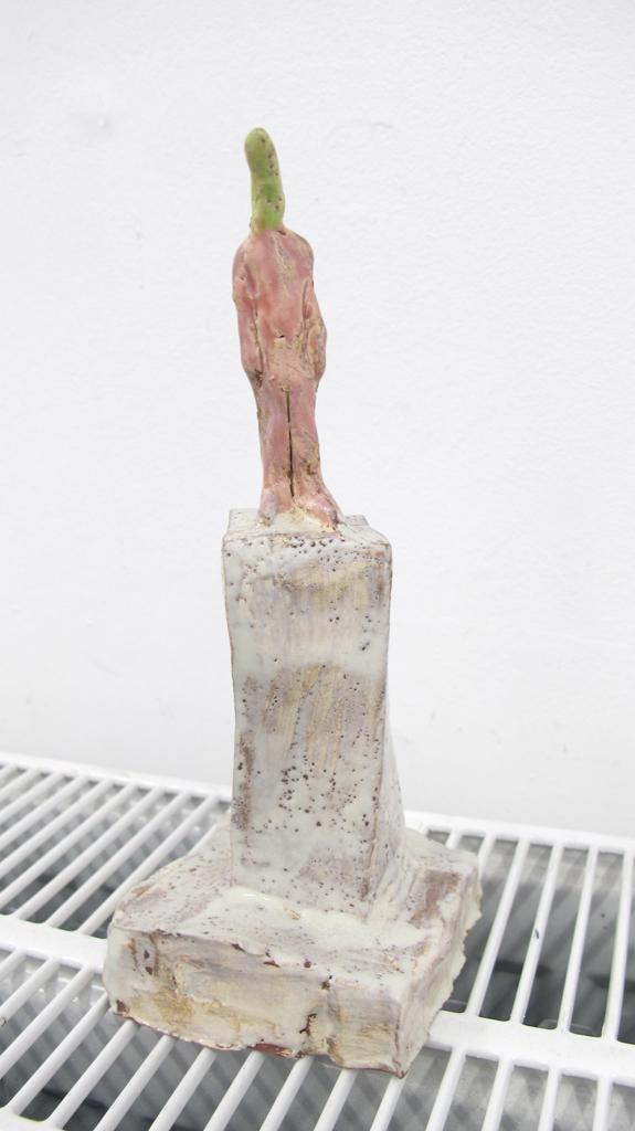 """Plateu""  Keramik glasiert 2016"