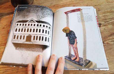 "Pseudoscienza art magazin edition ""surprise"""